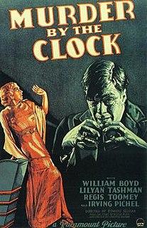 <i>Murder by the Clock</i> 1931 film