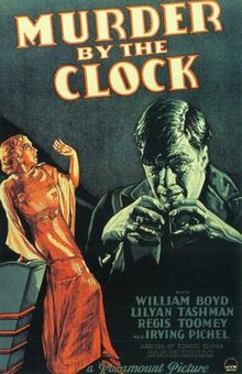 Murder by the Clock FilmPoster.jpeg