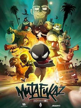 Mutafukaz - Theatrical release poster