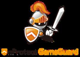 nProtekt GameGuard-emblemo