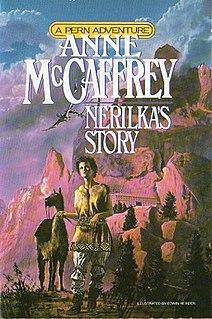<i>Nerilkas Story</i> Book by Anne McCaffrey