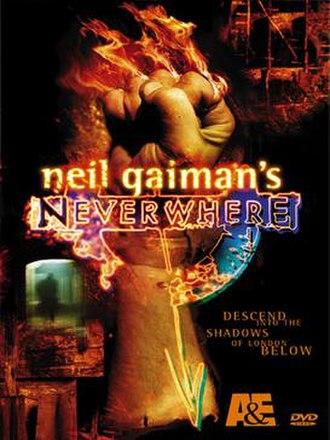 Neverwhere - Neverwhere DVD cover