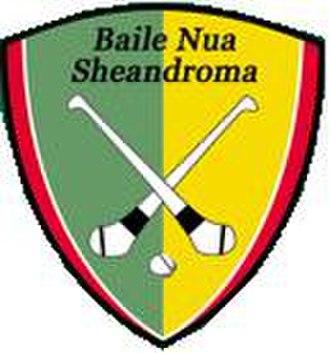Newtownshandrum GAA - Image: Newtownshandrum GAA Crest