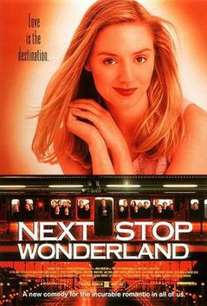 Next Stop Wonderland - Theatrical release poster