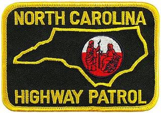 North Carolina State Highway Patrol Highway patrol agency for North Carolina, US