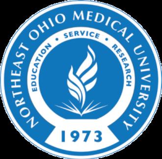Northeast Ohio Medical University - Image: Northeast Ohio Medical University seal