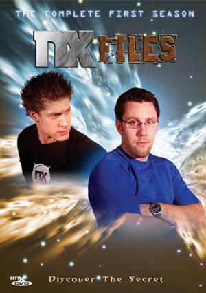 NX Files - Season 1 DVD Cover