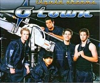 Liquid Dreams (song) - Image: O town liquid dreams s