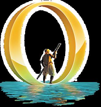 O (Cirque du Soleil) - Logo for Cirque du Soleil's O