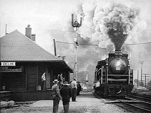 Delhi, Ontario - Old Delhi Train Station