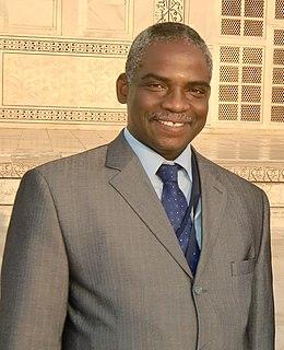 Oumar Daou Politician and ambassador of Mali to Rwanda