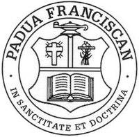 Padua Franciscan High School seal.jpg