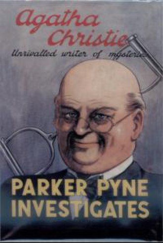 Parker Pyne Investigates - Dust-jacket illustration of the first UK edition