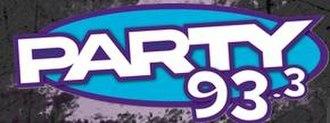 KQBU-FM - KQBU-FM Former Logo