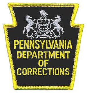 Pennsylvania Department of Corrections - Image: Pennsylvania DOC