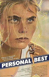 <i>Personal Best</i> (film) 1982 film by Robert Towne