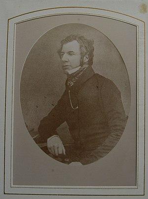 Peter, 5th Count de Salis-Soglio - Peter John Fane de Salis, 5th Count de Salis-Soglio (1799-1870).