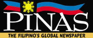 Pinas (Philippine newspaper) - Image: Pinas logo