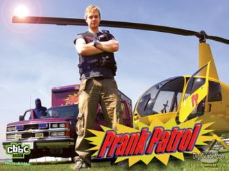 Prank Patrol (UK TV series) - Image: Prankpatrol