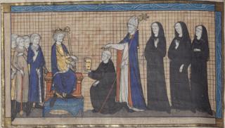 Matthew of Vendôme (abbot) French abbot