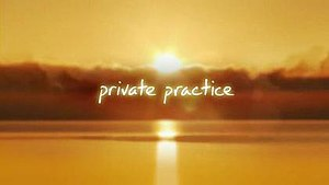 Private Practice intertitle