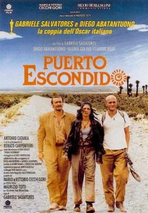 Puerto Escondido (film) - Image: Puerto escondido (film)