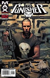 <i>The Punisher</i> (2004 series) 2004 comic book ongoing series