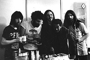 Pure Food and Drug Act (band) - Image: Pure Food and Drug Act (band photo, ca. 1992)