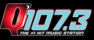 WCGQ - Image: Q107 logo
