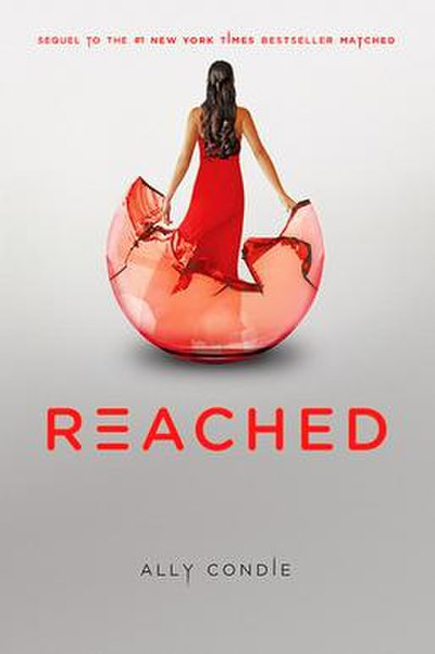 Picture of a book: Reached