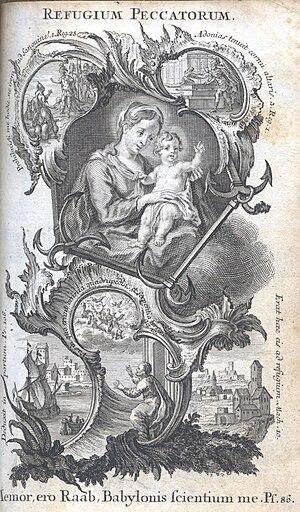 Refugium Peccatorum - Image: Refugium Peccatorum