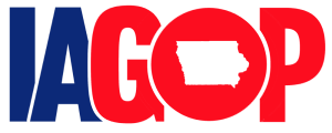 Republican Party of Iowa - Image: Republican Party of Iowa logo