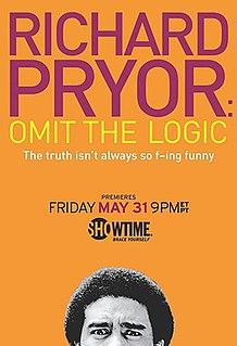 <i>Richard Pryor: Omit the Logic</i>