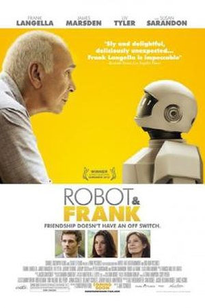 Robot & Frank - Image: Robot and frank poster