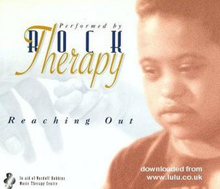 <i>Rock Therapy</i> 1996 studio album by Rock Therapy