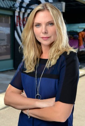 Ronnie Mitchell - Image: Ronnie Mitchell