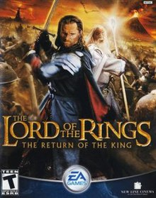 The Lord Of The Rings The Return Of The King Video Game