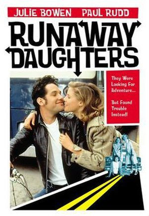 Runaway Daughters (1994 film) - Image: Runaway Daughters