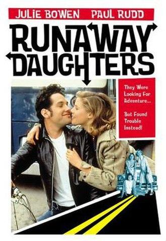Runaway Daughters (1994 film) - Image: Runaway Daughters