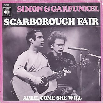 Scarborough Fair (ballad) - Image: Scarborough Fair