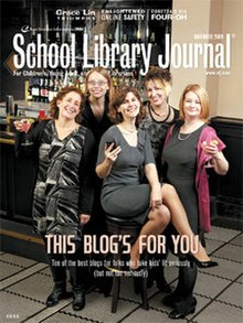 School Library Journal November 2009.jpg
