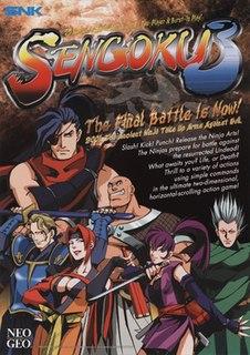 <i>Sengoku 3</i> 2001 video game