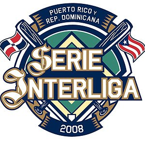 Liga de Béisbol Profesional Roberto Clemente - Logo of the first Interleague Series between the PRBL and the LBPRD