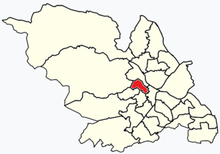Walkley (ward) Electoral ward in the City of Sheffield, South Yorkshire, England