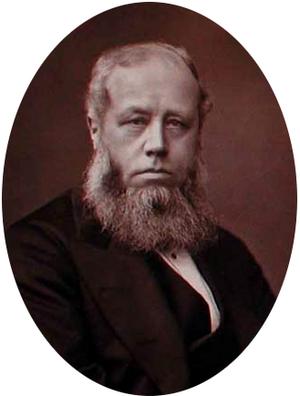 Richard Baggallay - Sir Richard Baggallay, 1876.