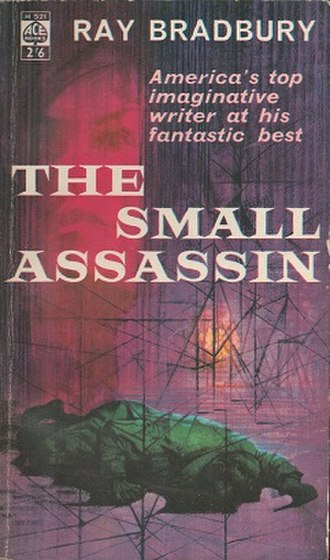 The Small Assassin - cover of the first edition