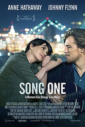 Song One - Theatrical release poster