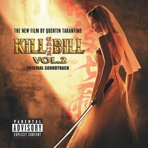 Kill Bill Vol. 2 Original Soundtrack - Image: Soundtrack Kill Bill Volume 2