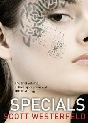 Uglies series wikivividly specials novel image specials scott westerfeld novel cover art fandeluxe Image collections