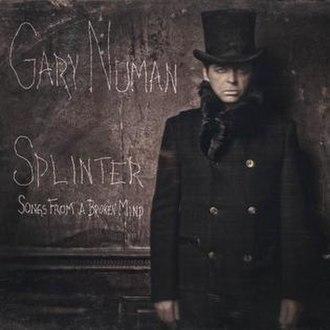 Splinter (Songs from a Broken Mind) - Image: Splinter SFABM Cover
